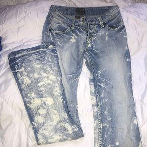 Pants - Bell bottom jeans